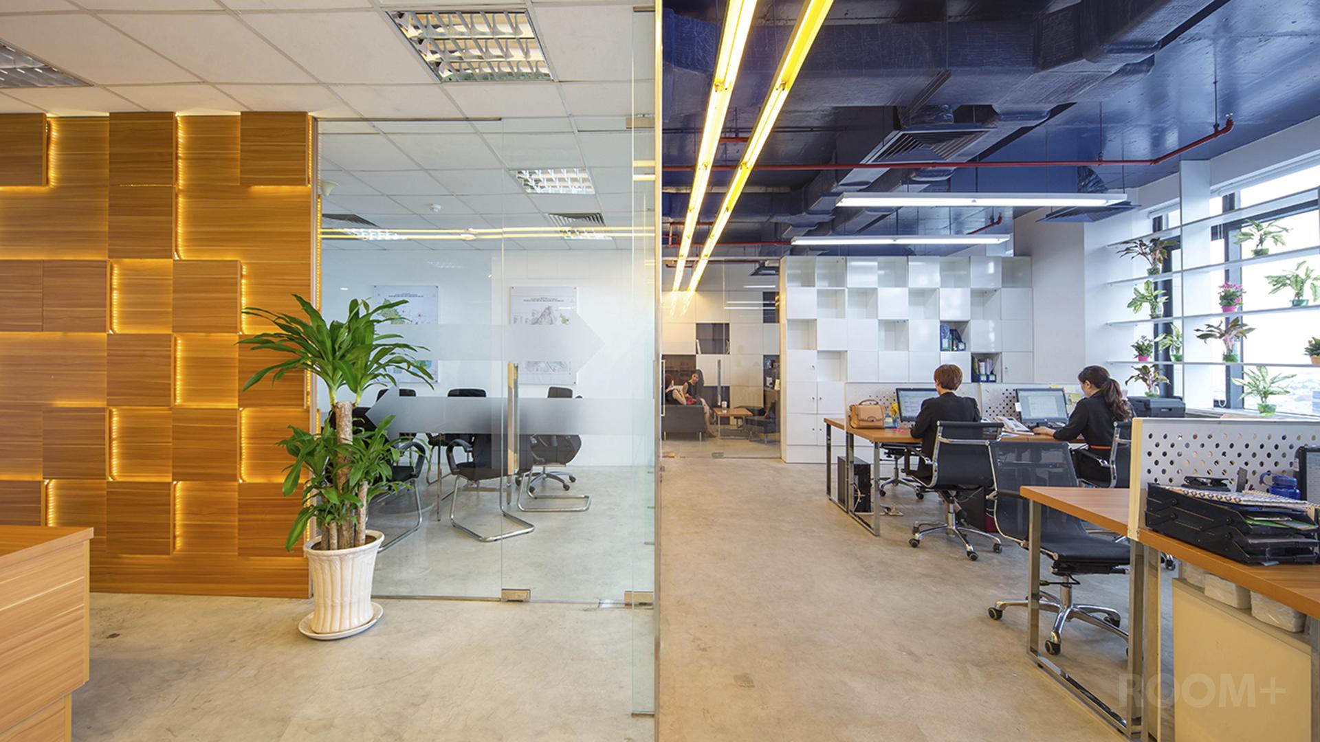 Aquatic Plants Office - Doanh Nhân Sài Gòn Cuối Tuần