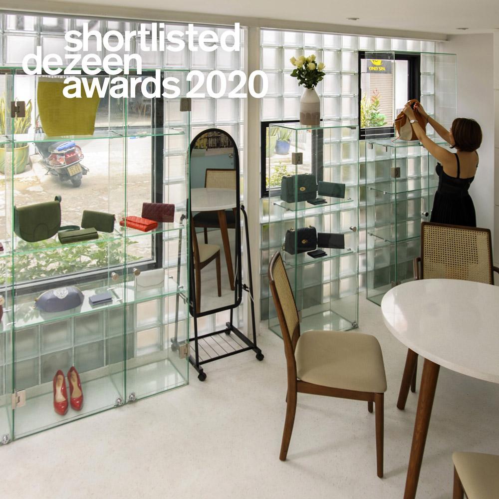 Dezeen Awards 2020 - Shortlisted