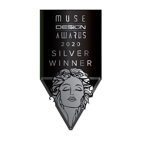 Muse Design Awards 2020 - Silver Winner