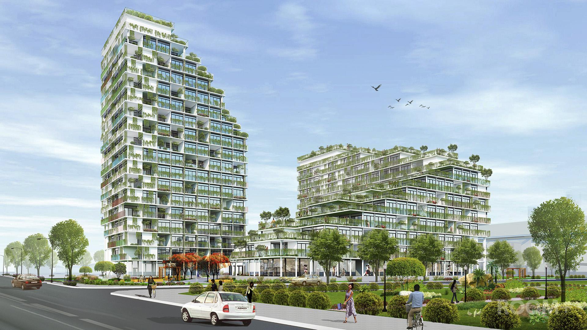 Thiết kế kiến trúc và đô thị