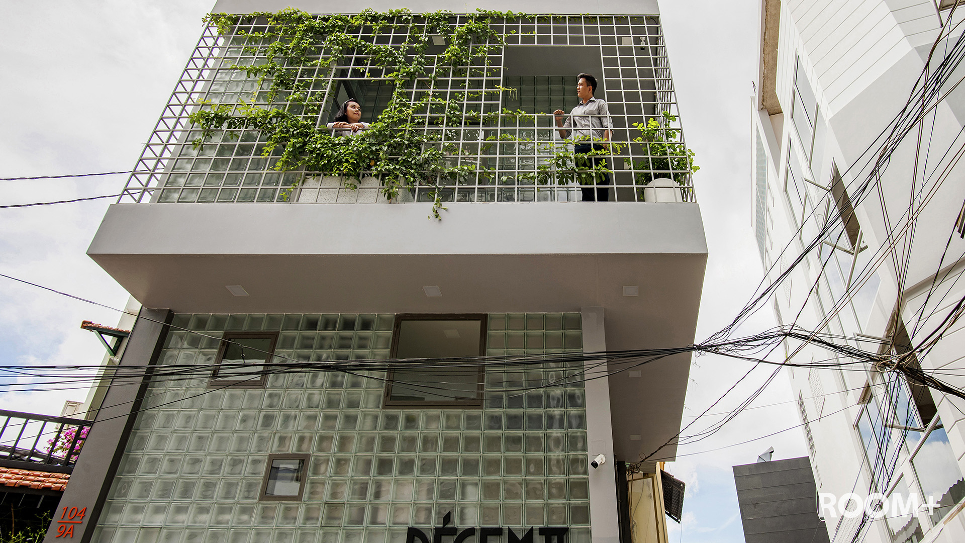 This Vietnamese Micro Home Is as Practical as It Is Radiant - Dwell