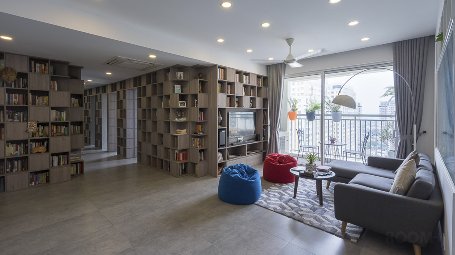 Book-house Apartment