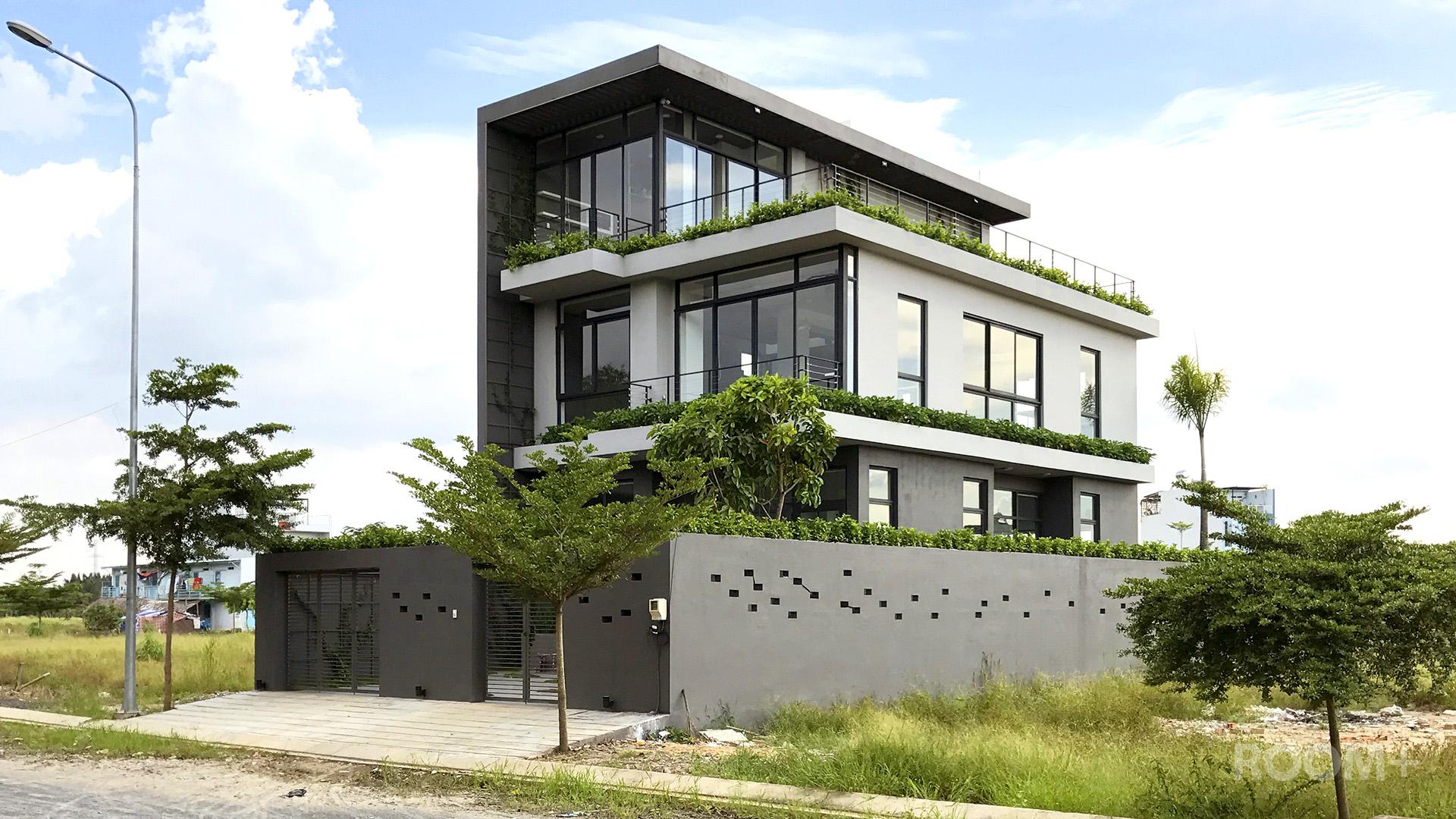 Folding Terrace Villa