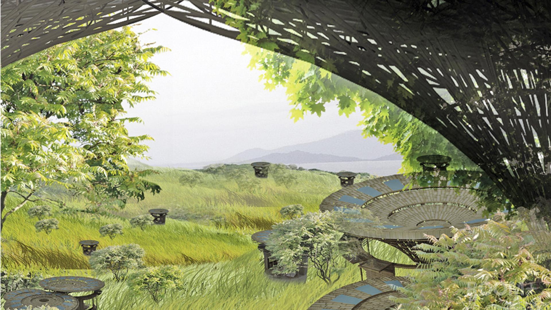 Khu nghỉ dưỡng làng sinh thái NeEco