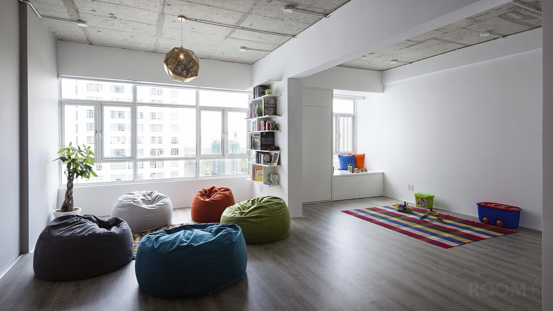 Playground Apartment