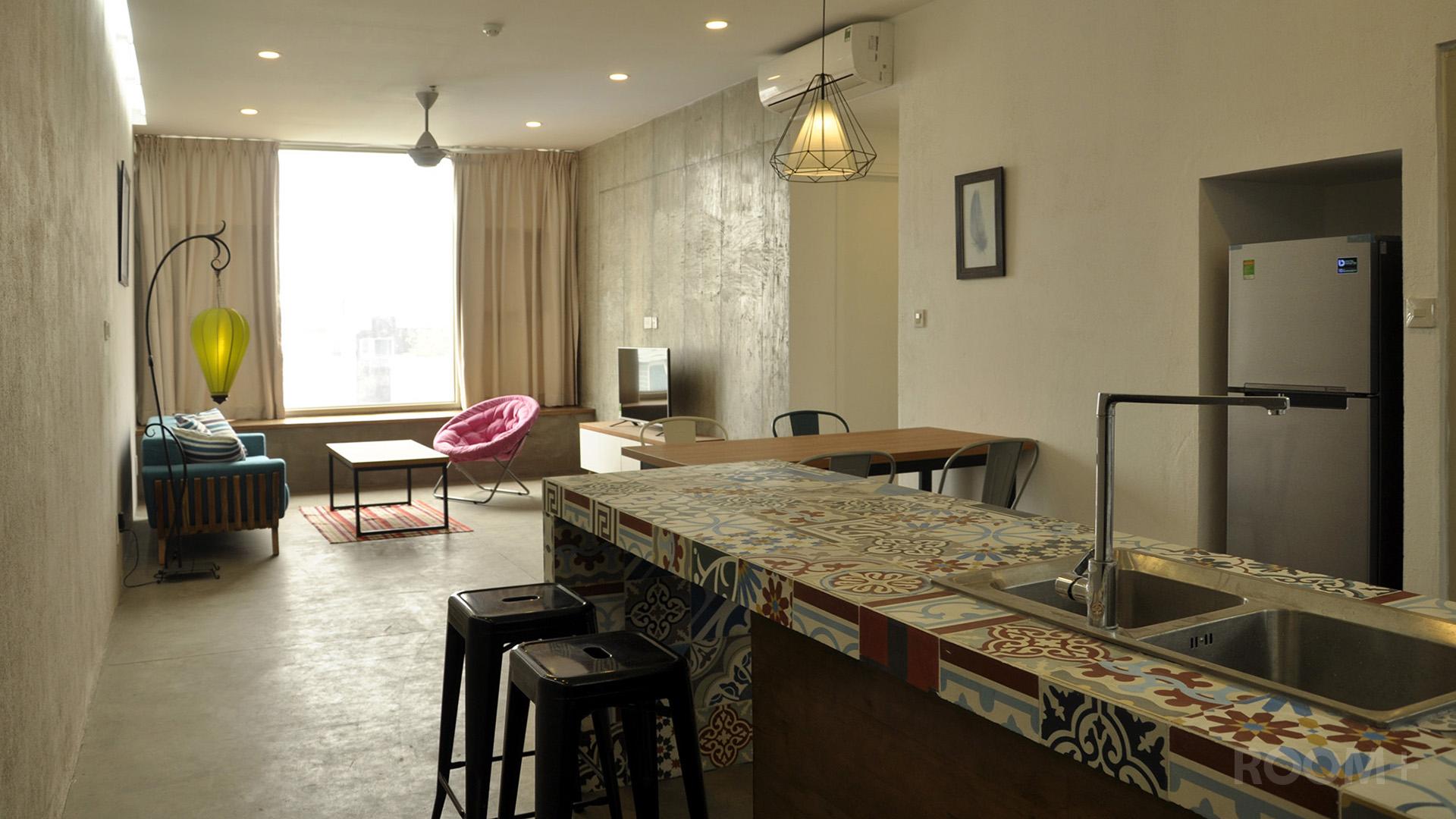 Rustic Apartment