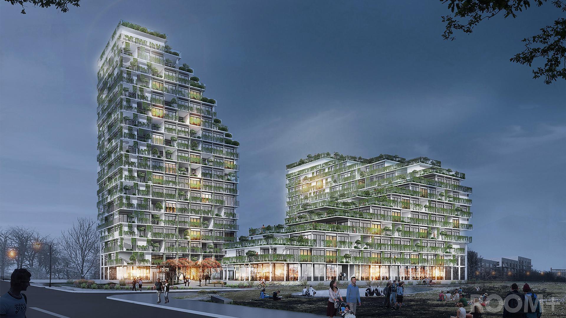 The Nest Modular Housing