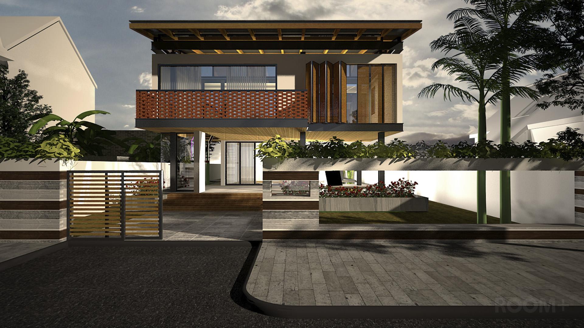 Tilts Villa