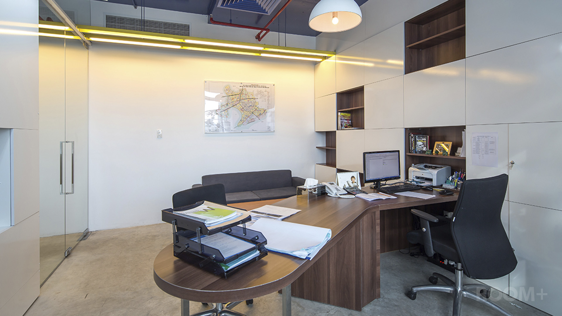 ROOM+ Aquatic Plants Office (7)