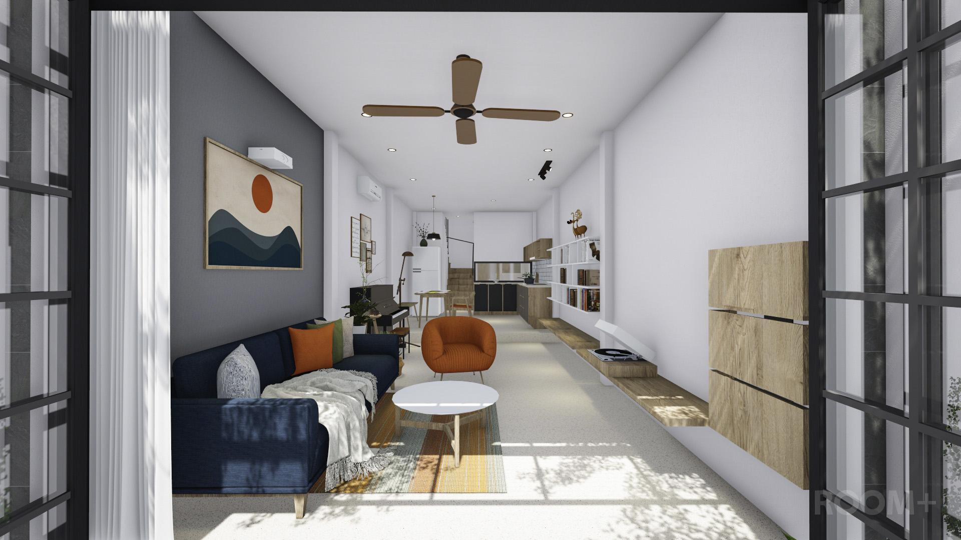 ROOM+ Dakao Terrace (2)