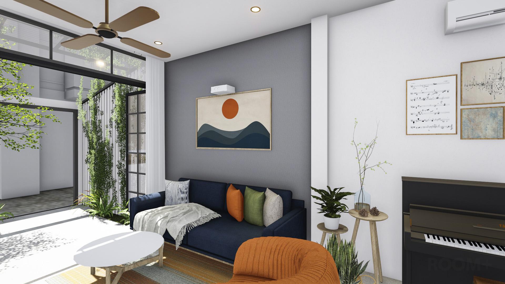 ROOM+ Dakao Terrace (3)