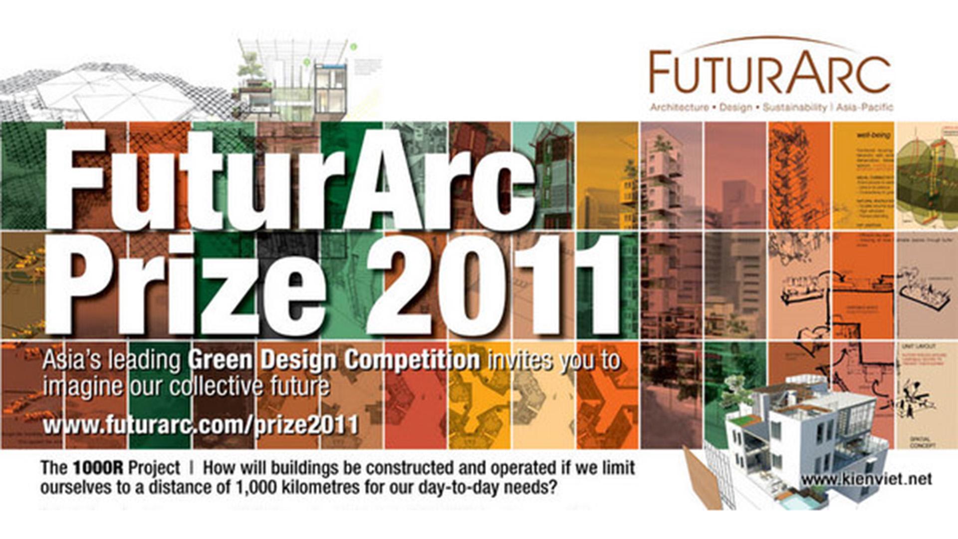 ROOM+ FuturARC Prize 2011 (1)