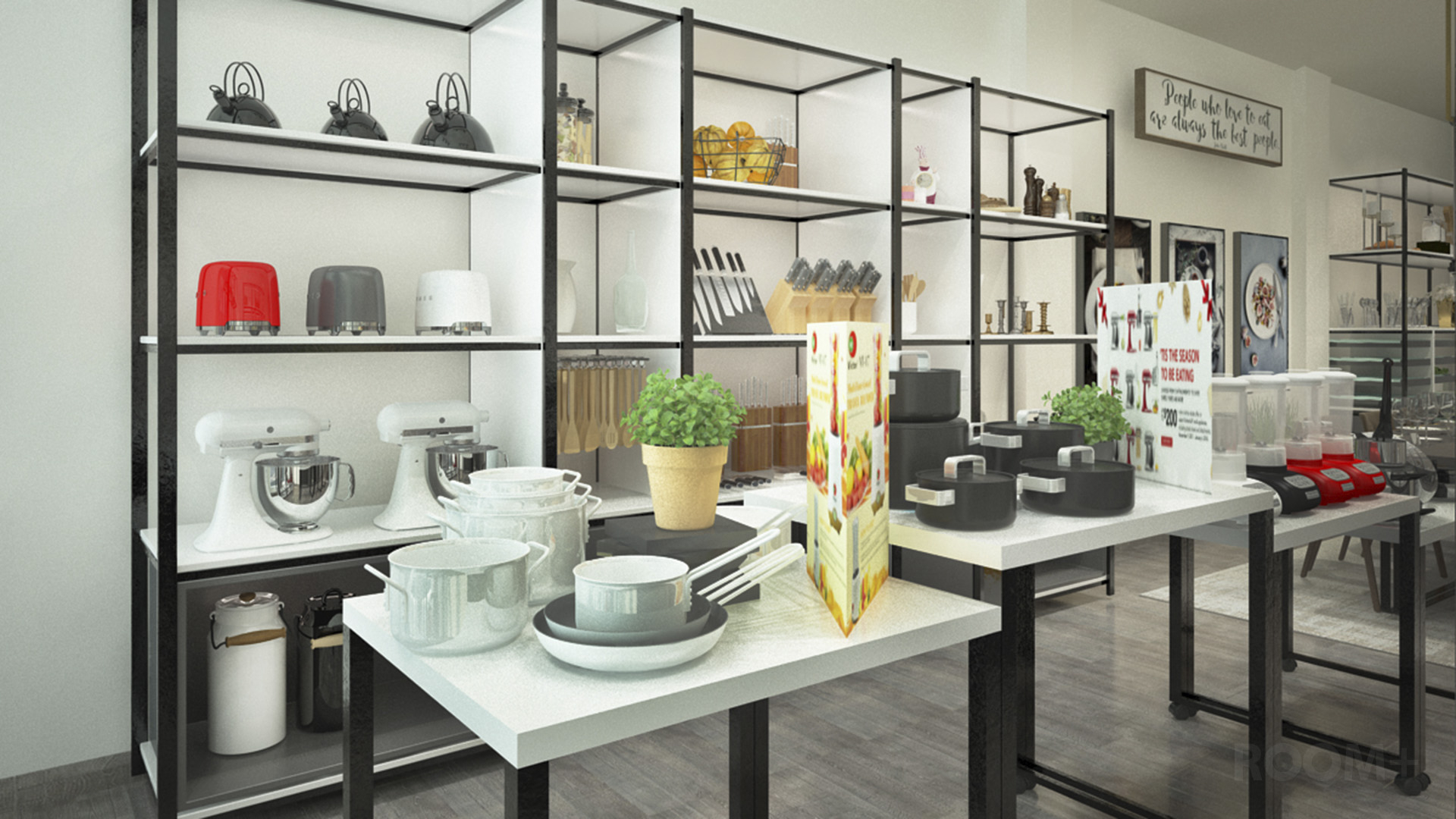 ROOM+ Kitchen Koncept Showroom (2)