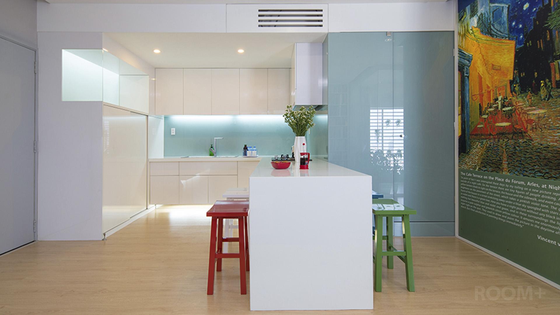 ROOM+ Light-box Apartment (6)