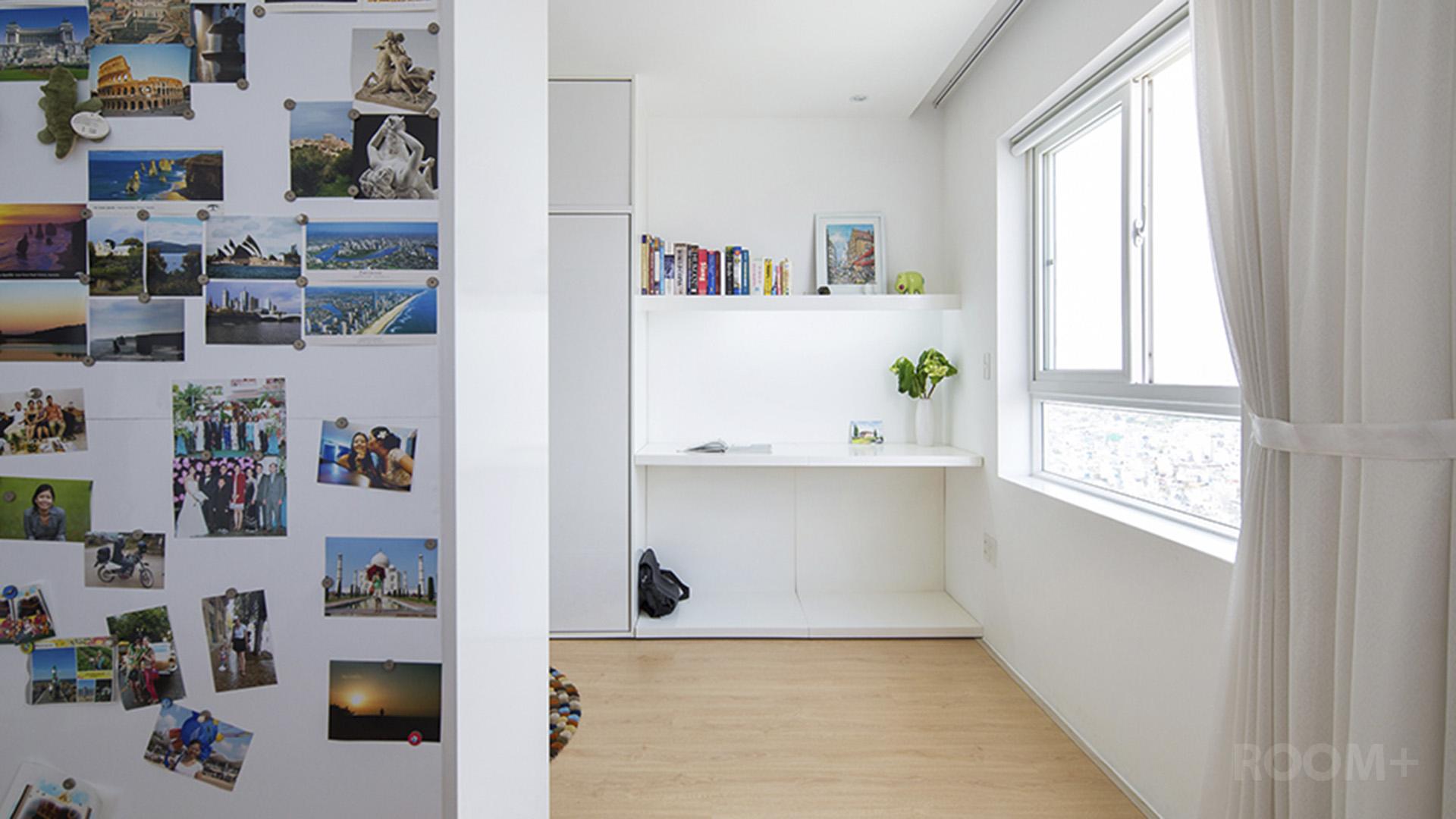 ROOM+ Light-box Apartment (9)
