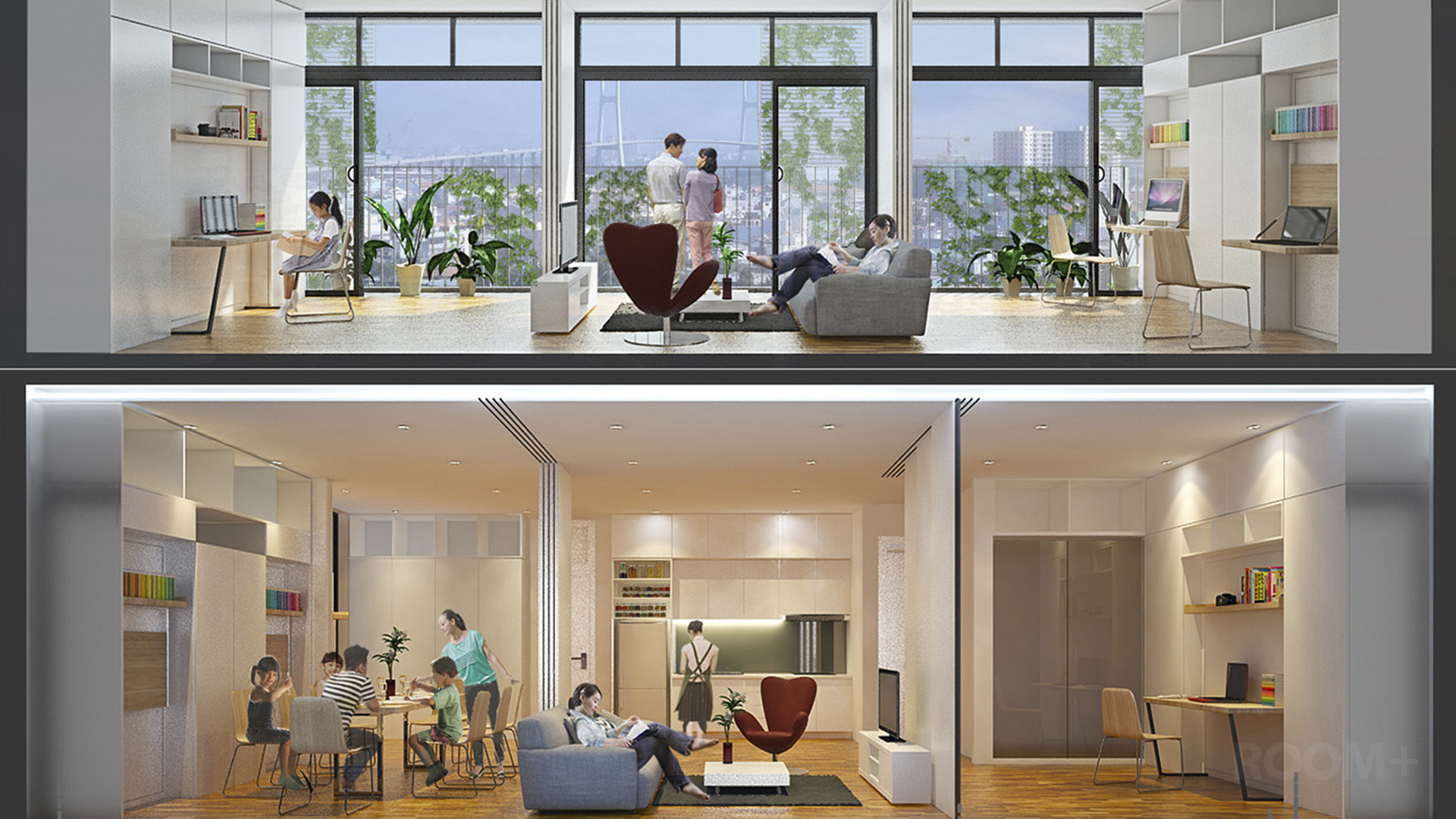 ROOM+ Thanh My Modular Housing (11)