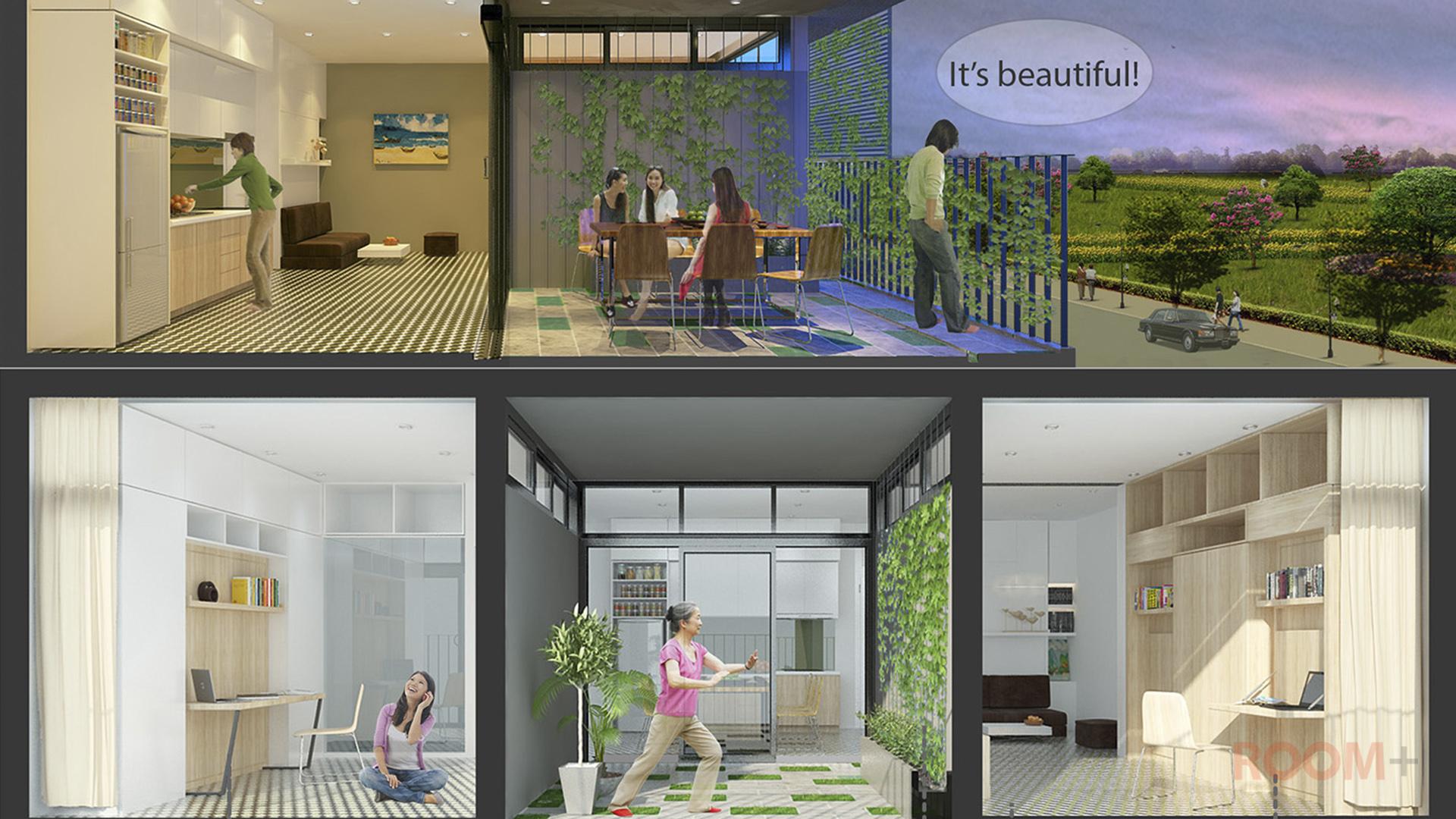ROOM+ Thanh My Modular Housing (12)