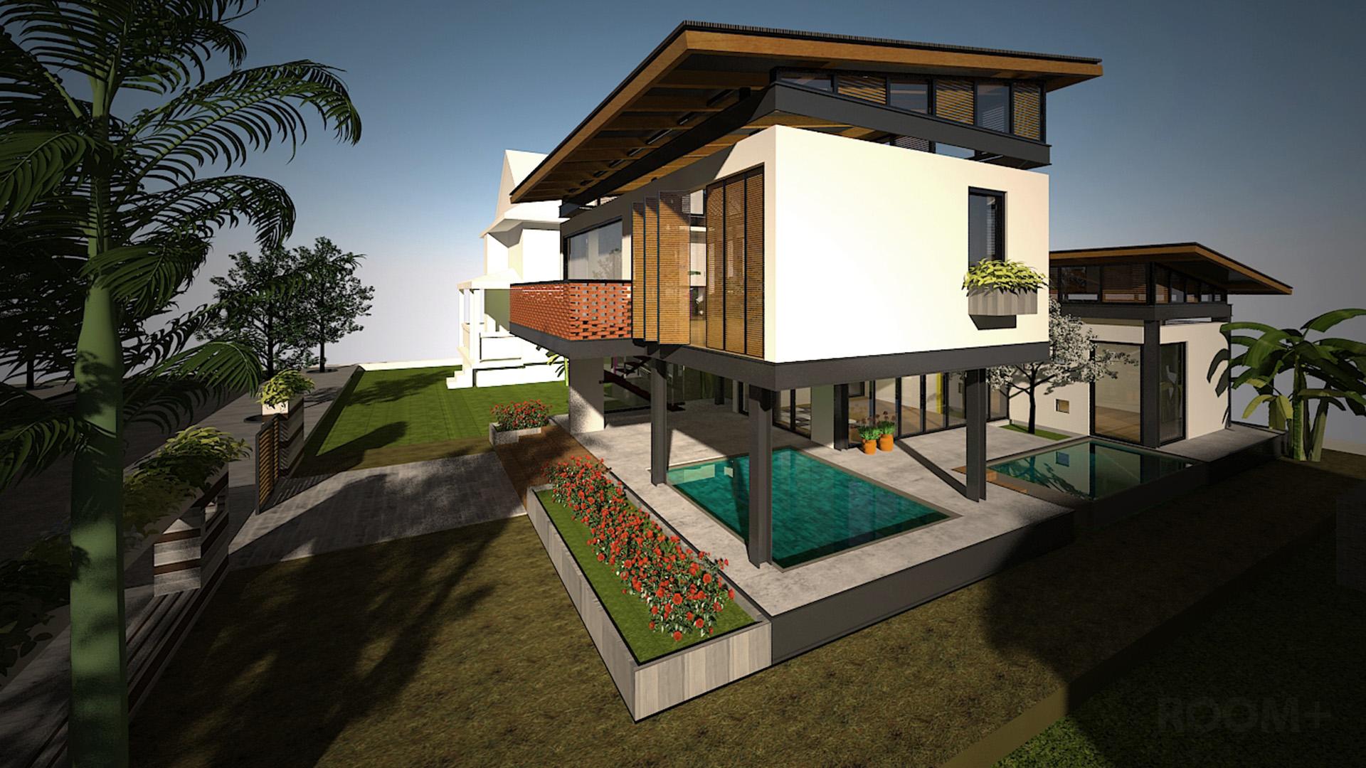 ROOM+ Tilts Villa (4)