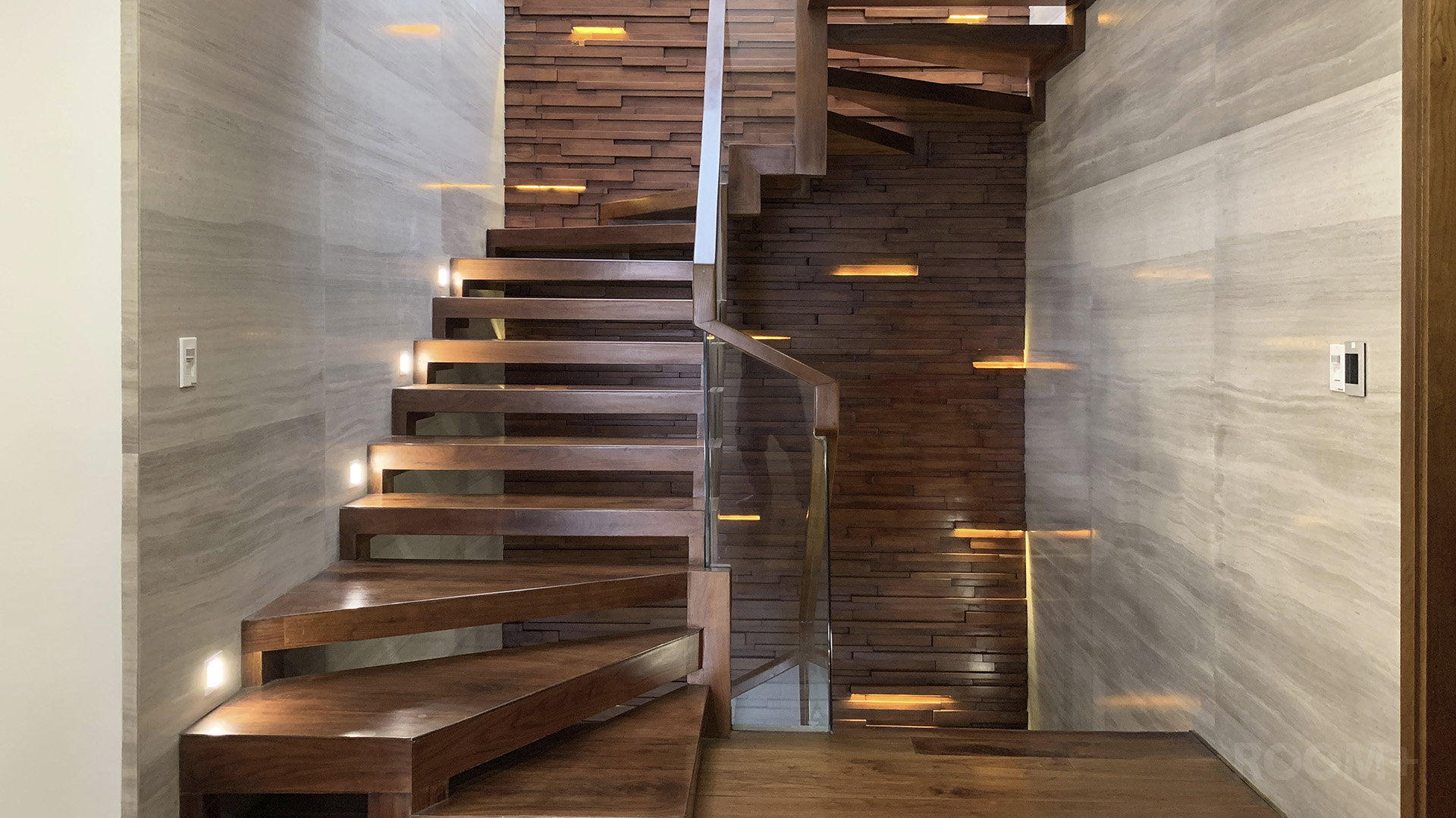 Wood & Stone Penthouse 6
